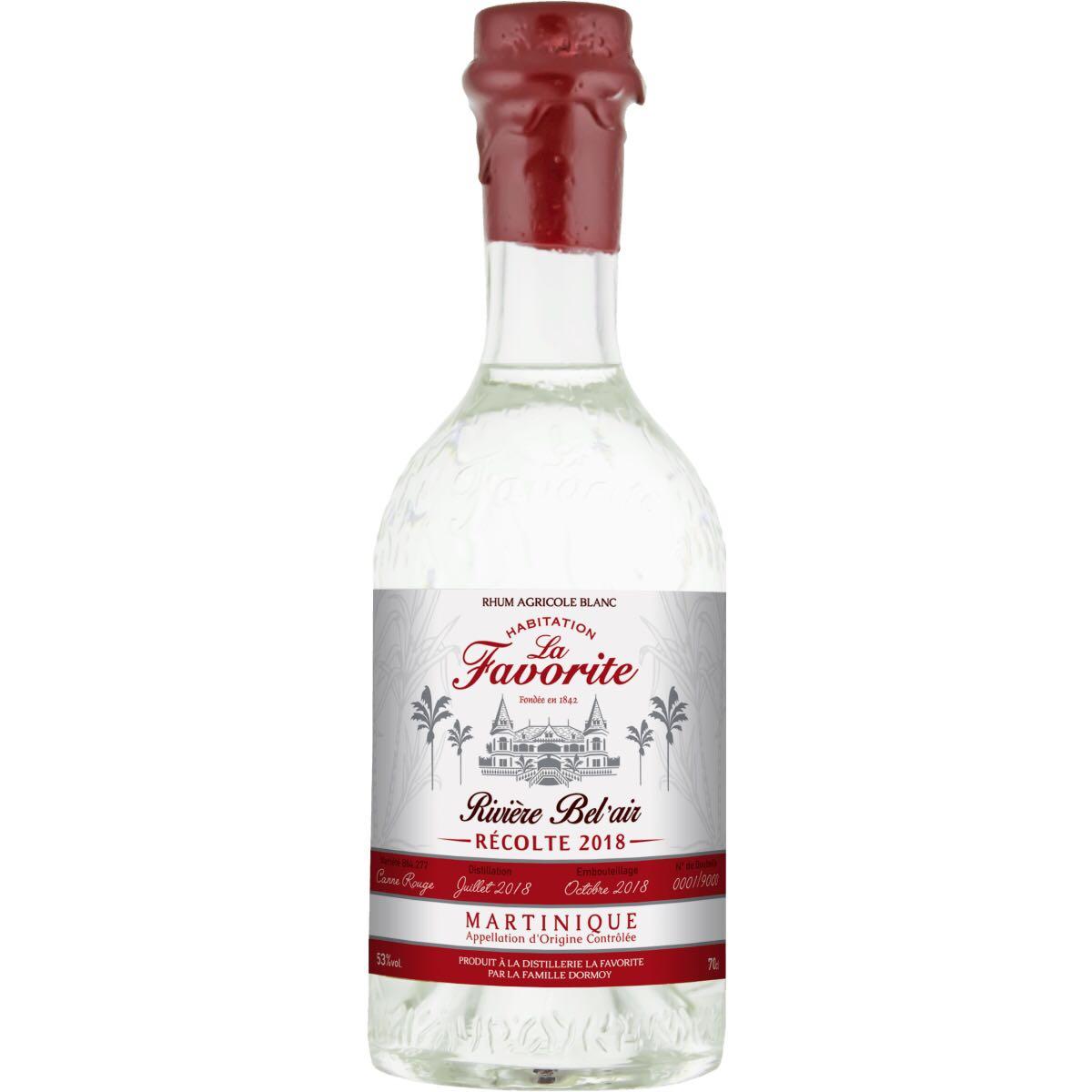 Bottle image of Rivière Bel'Air Récolte
