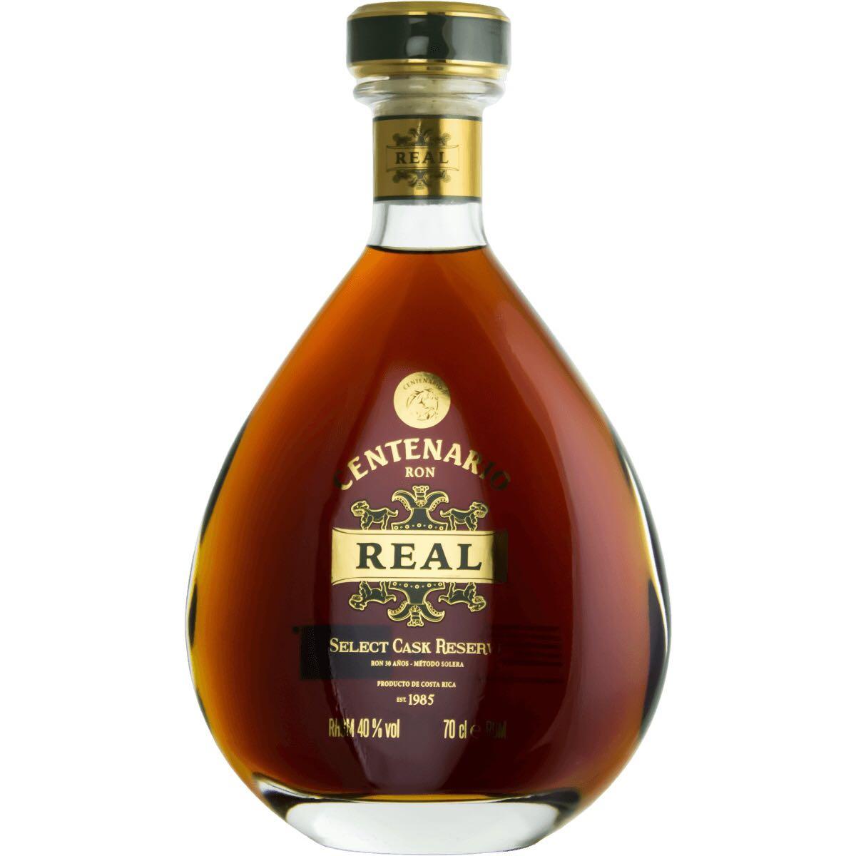 Bottle image of Centenario Real