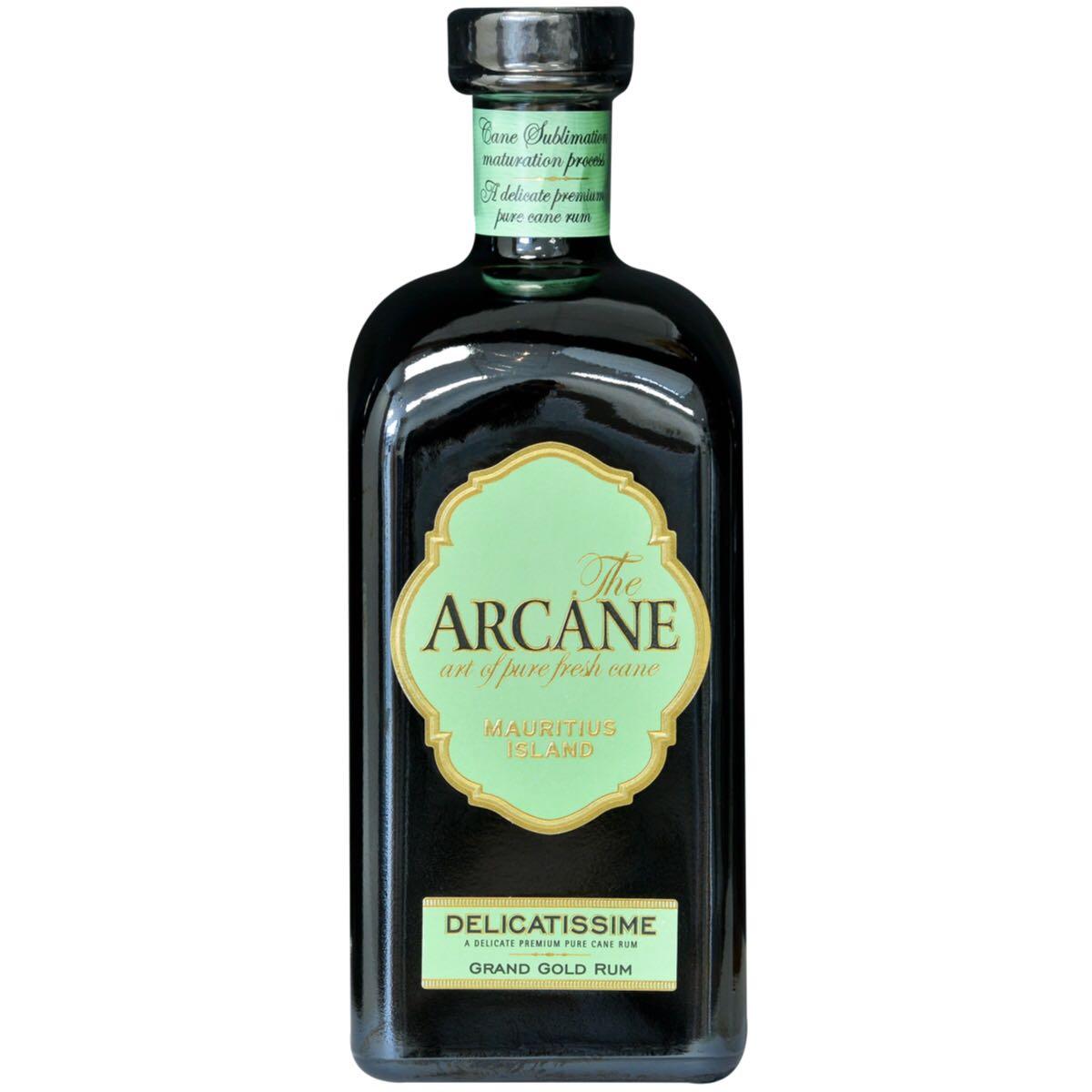 Bottle image of Arcane Delicatissime Grand Gold