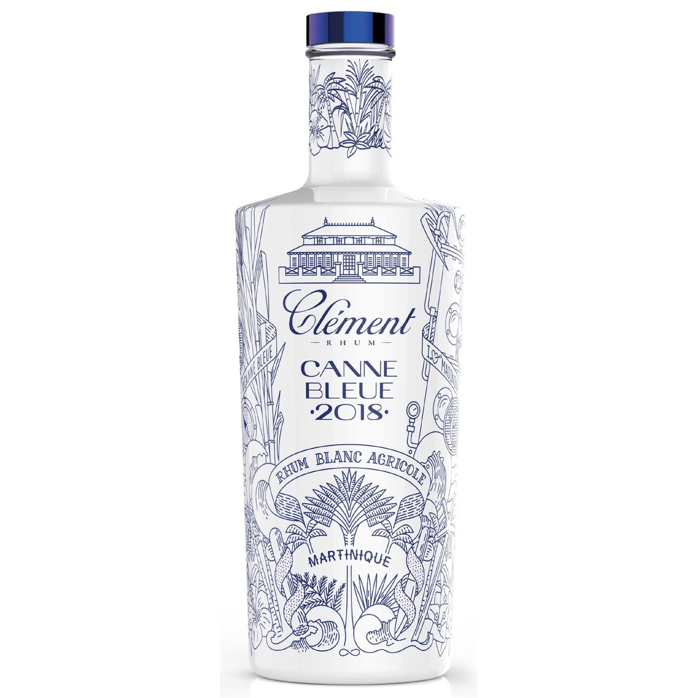 Bottle image of Clément Canne Bleue