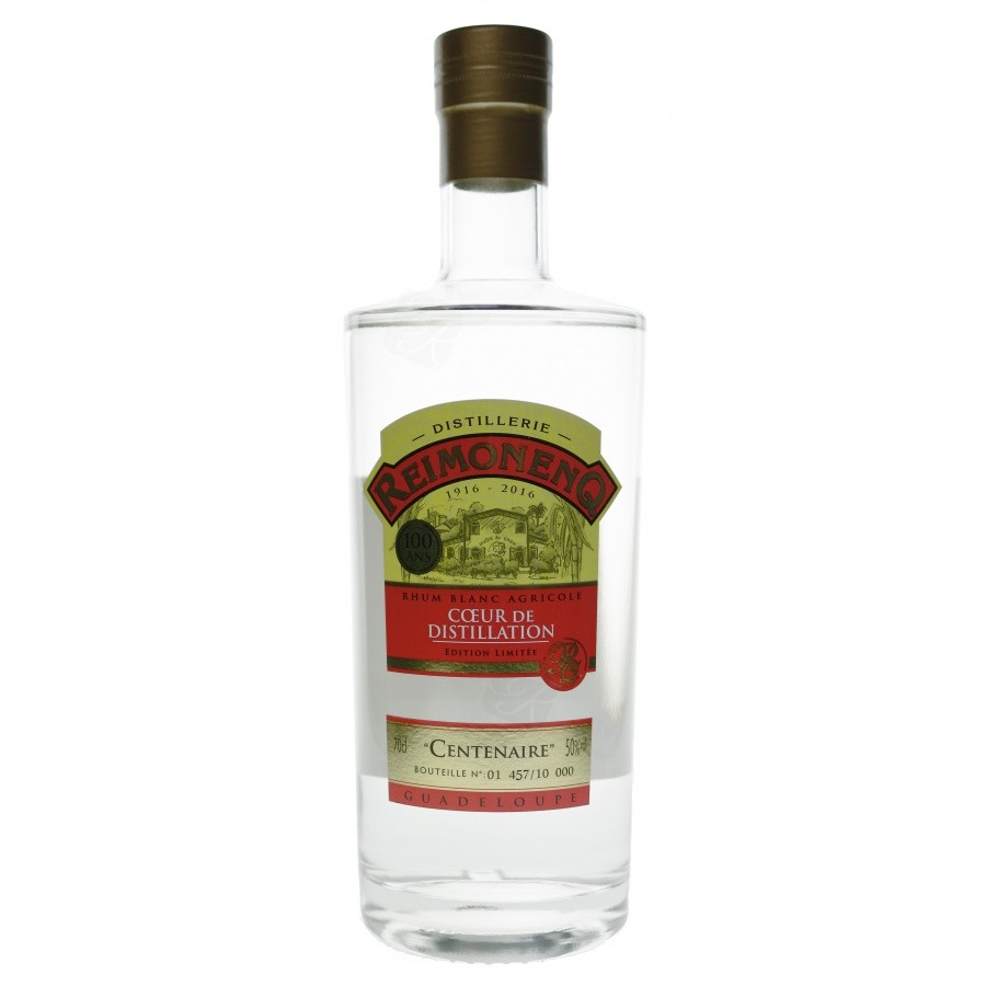 Bottle image of Coeur de Distillation - Centenaire