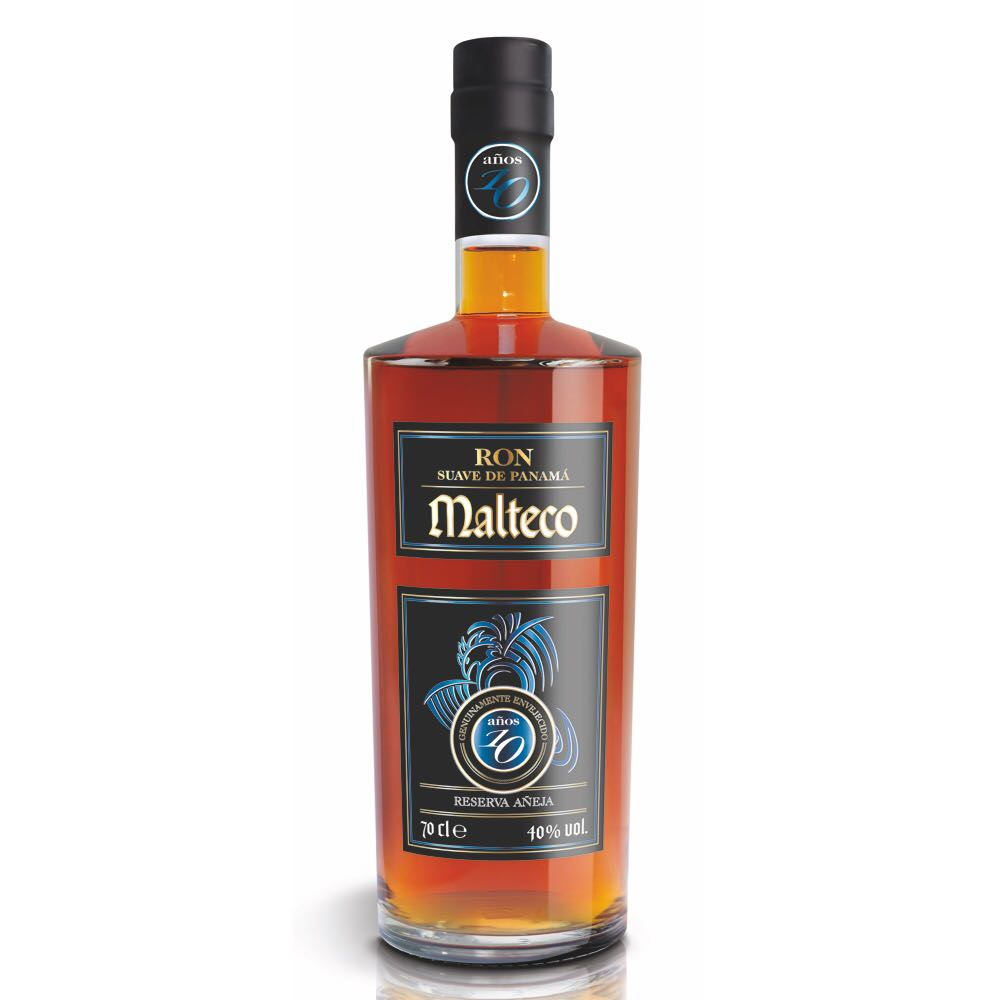 Bottle image of Malteco 10 Years - Añejo Suave