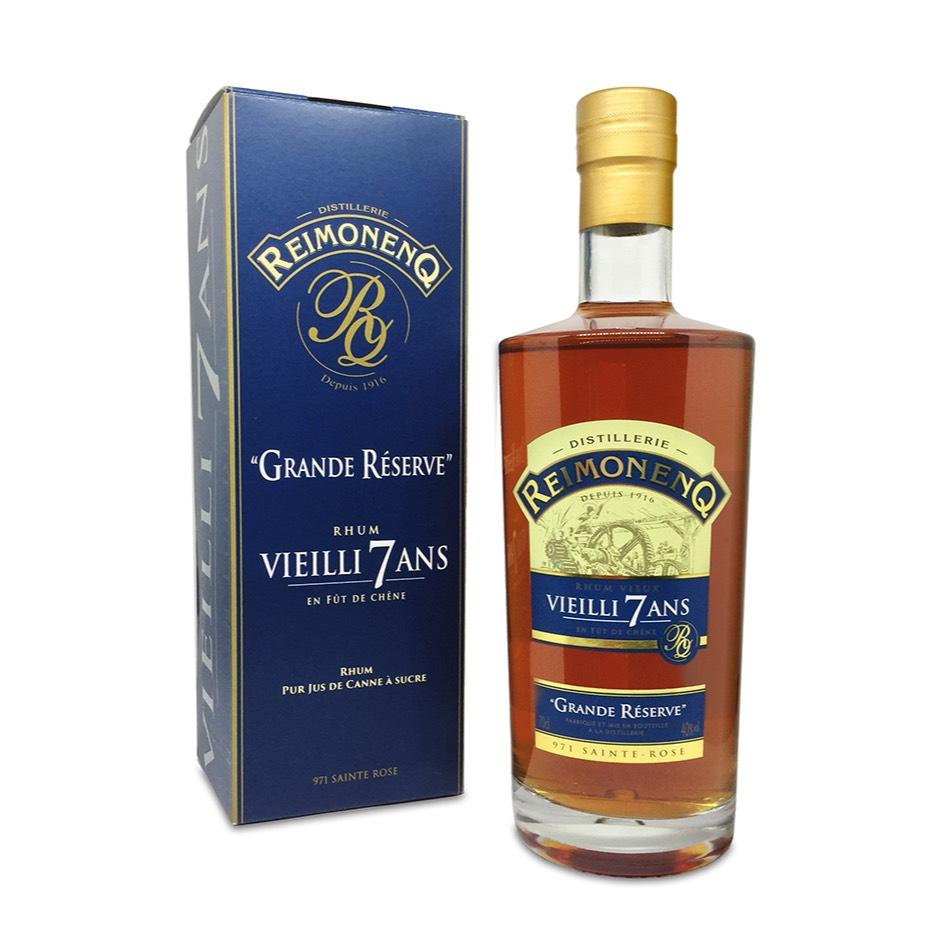 Bottle image of Grande Réserve - Vieilli 7 ans
