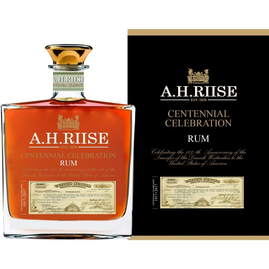 Bottle image of Centennial Celebration Rum