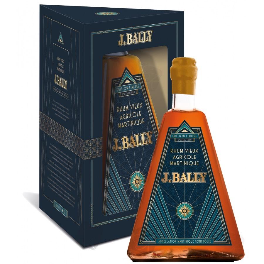 Bottle image of J. Bally Art Déco - Édition Limitée