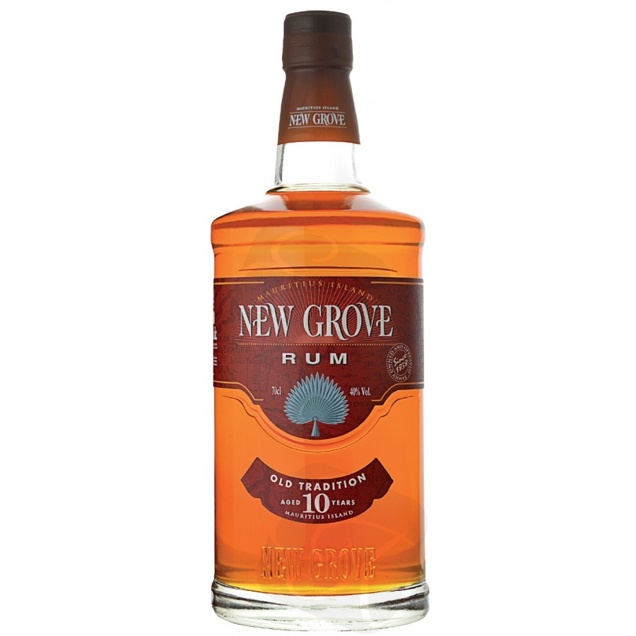 Bottle image of New Grove Old Tradition 10