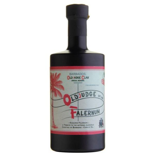 Bottle image of Old Judge Special Reserve Falernum