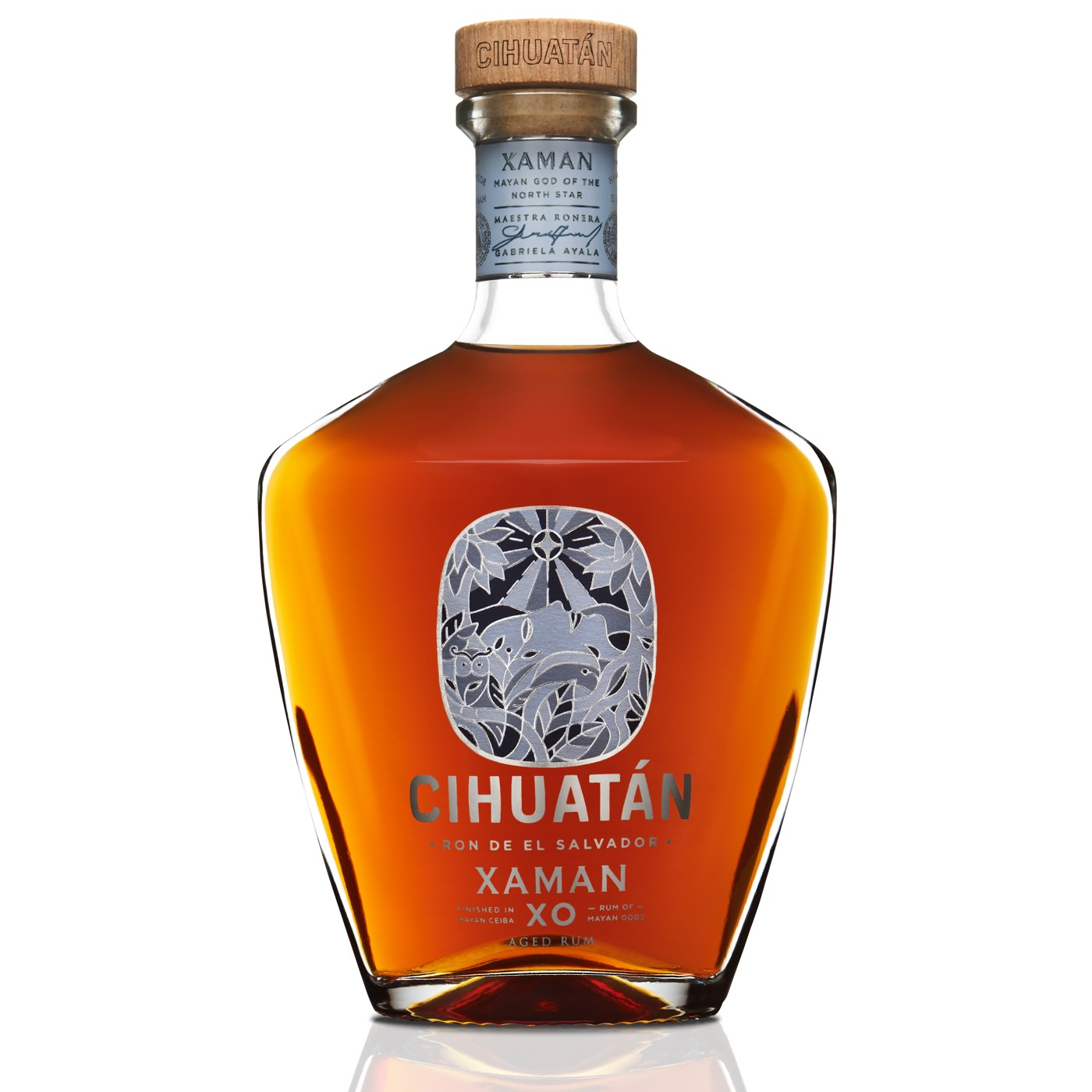 Bottle image of Cihuatán XAMAN XO