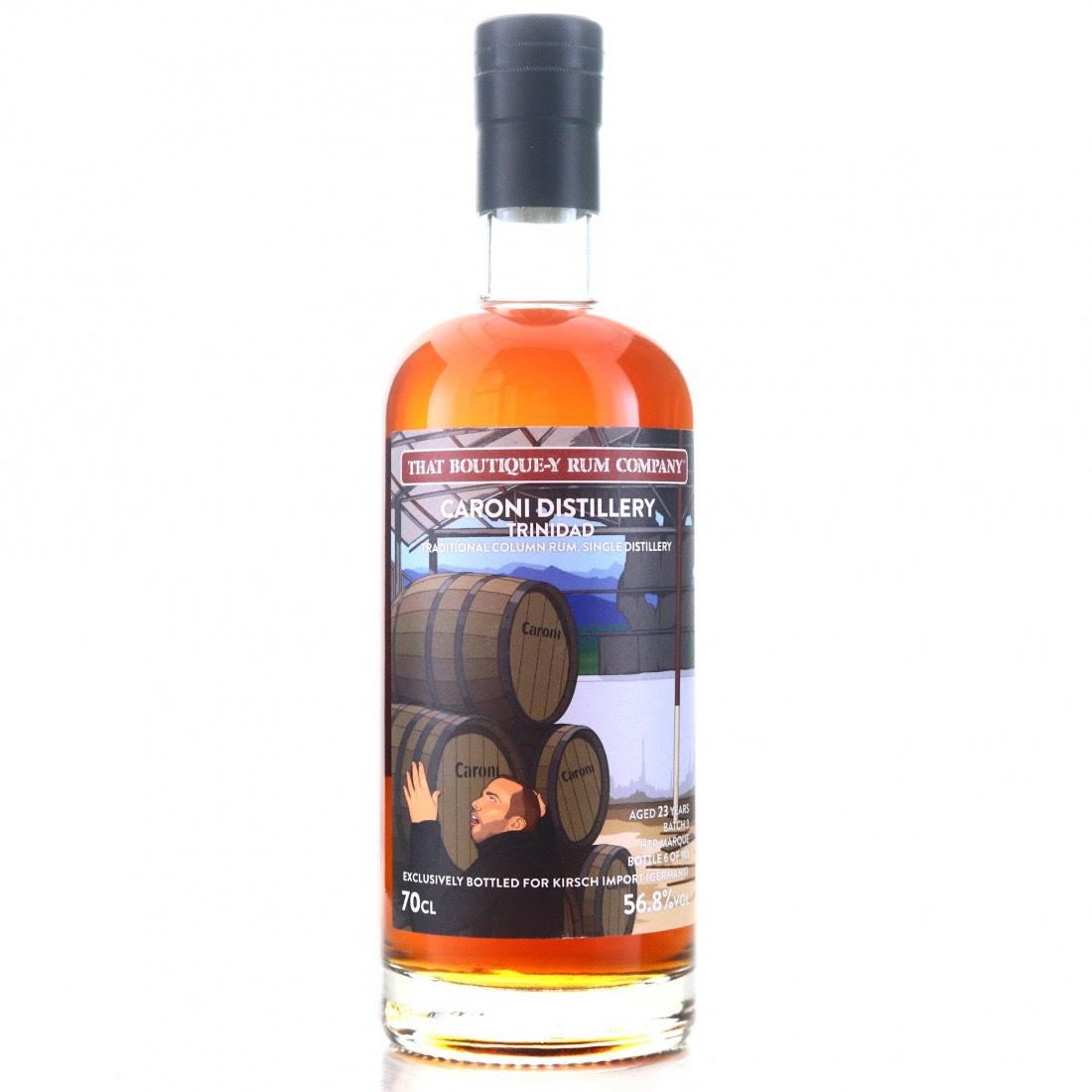 Bottle image of Bottled for Kirsch Whisky