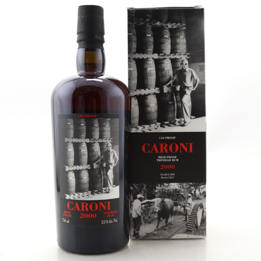 Bottle image of High Proof Trinidad Rum (US) HTR