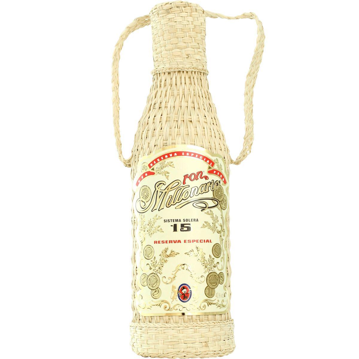 Bottle image of Millonario Solera 15 Reserva Especial