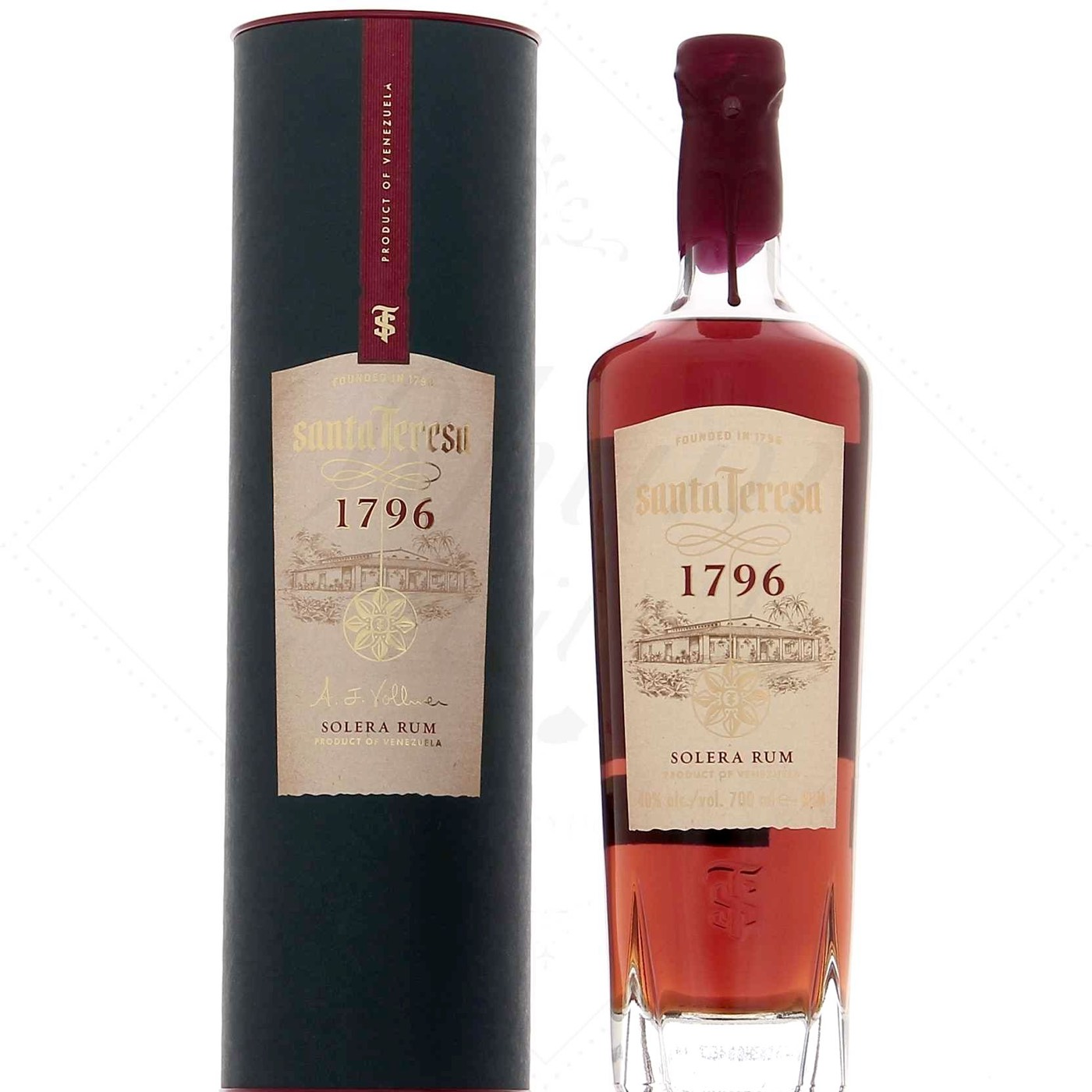 Bottle image of 1796 Solera Rum
