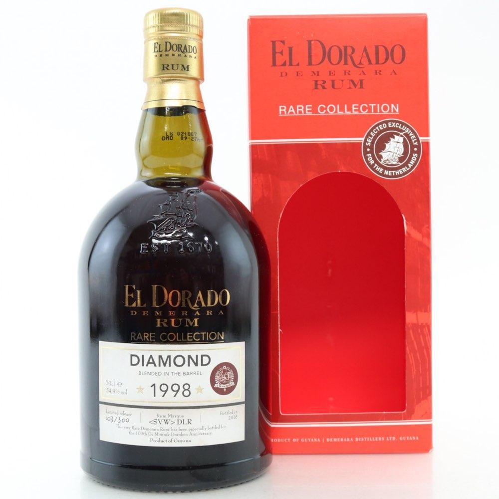 Bottle image of El Dorado Rare Collection DMD <SVW> DLR