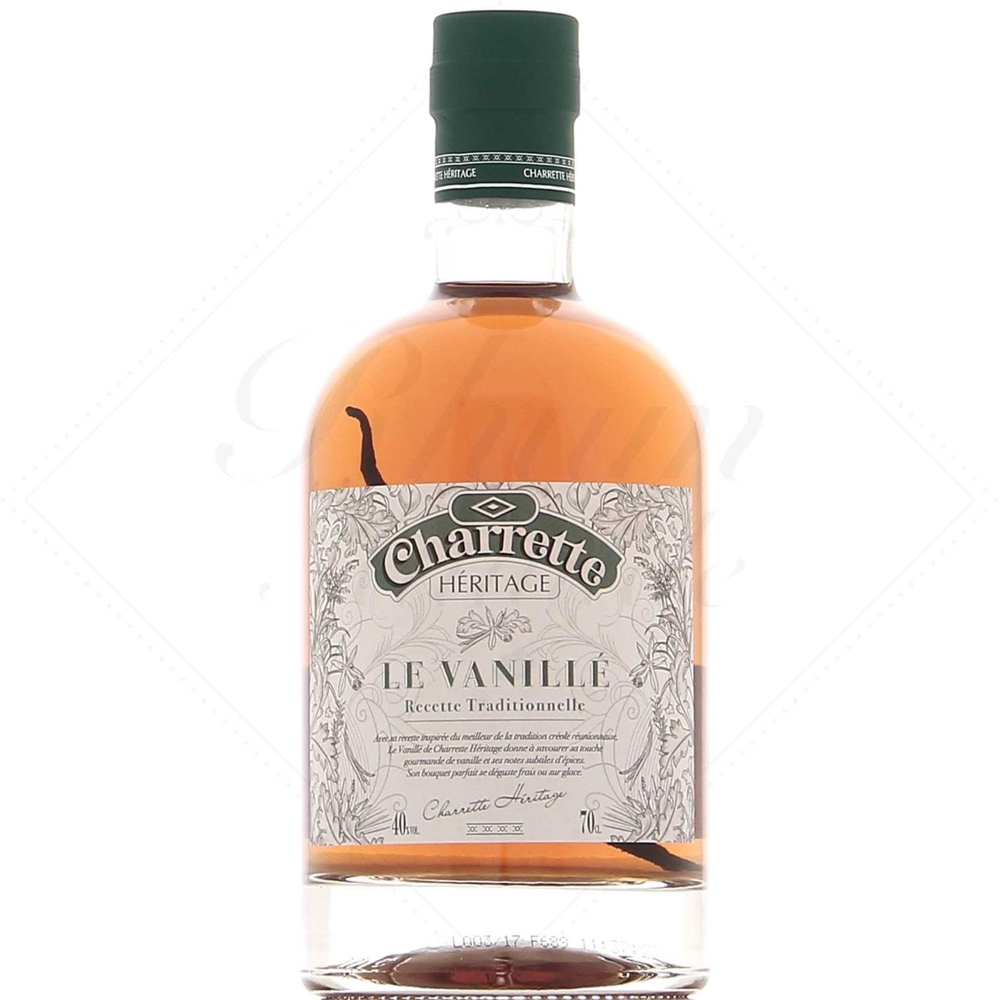 Bottle image of Héritage Le Vanillé