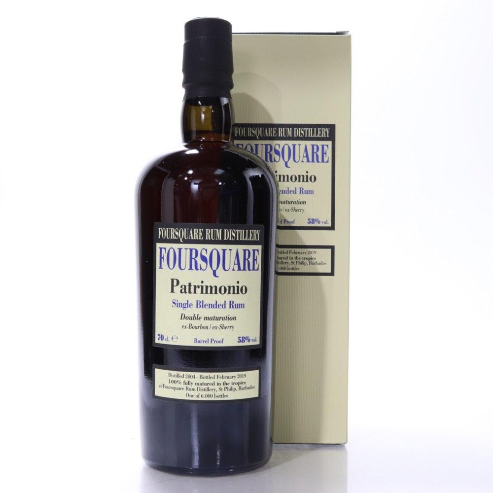 Bottle image of Patrimonio