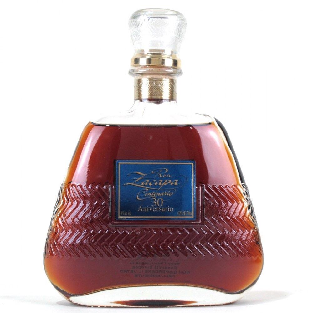 Bottle image of Ron Zacapa Centenario 30 Aniversario