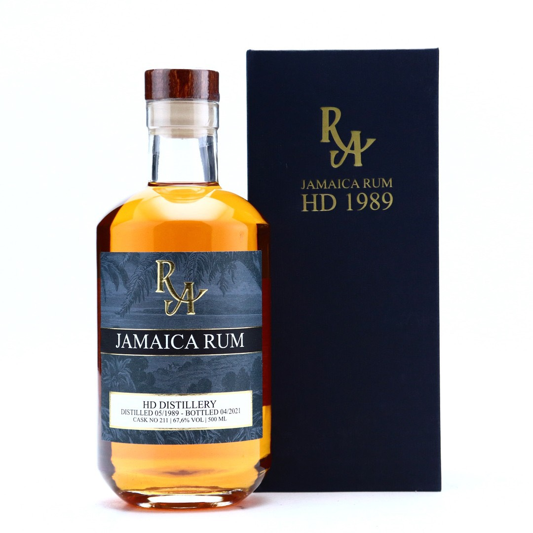 Bottle image of Rum Artesanal Jamaica Rum HD HGML