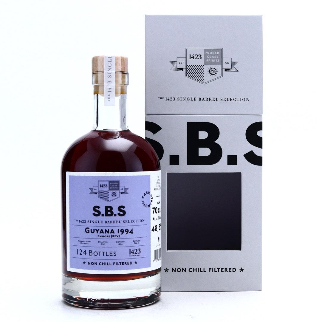 Bottle image of S.B.S Guyana REV
