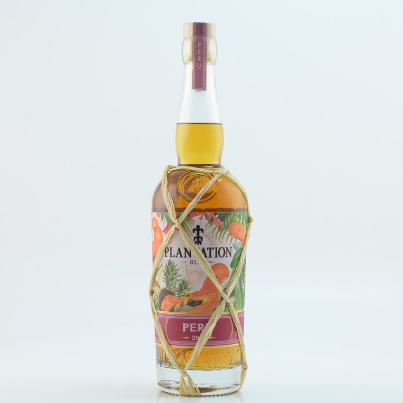 Bottle image of Plantation Peru Vintage One Time Limited Edition