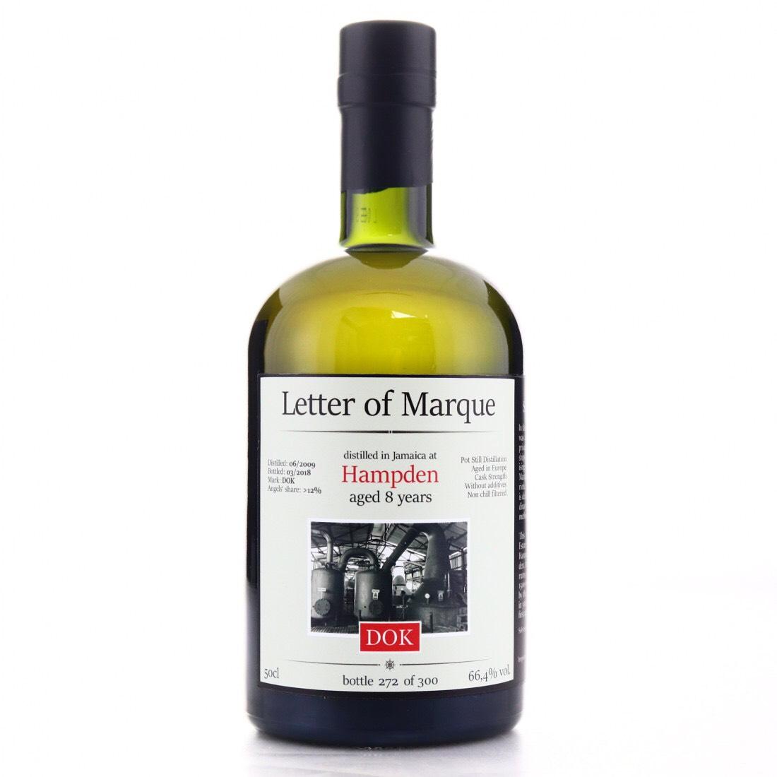 Bottle image of Letter of Marque DOK
