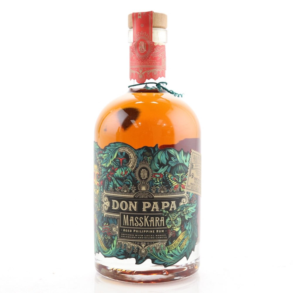 Bottle image of Don Papa Masskara