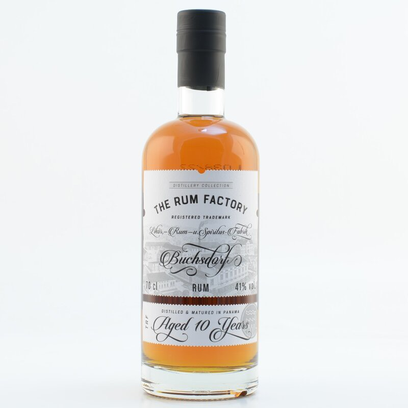 Bottle image of The Rum Factory