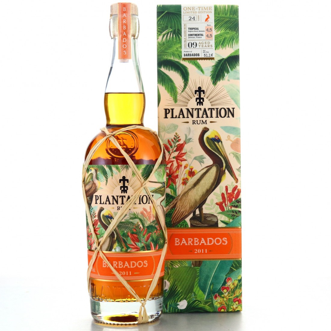 Bottle image of Plantation One Time Limited Edition