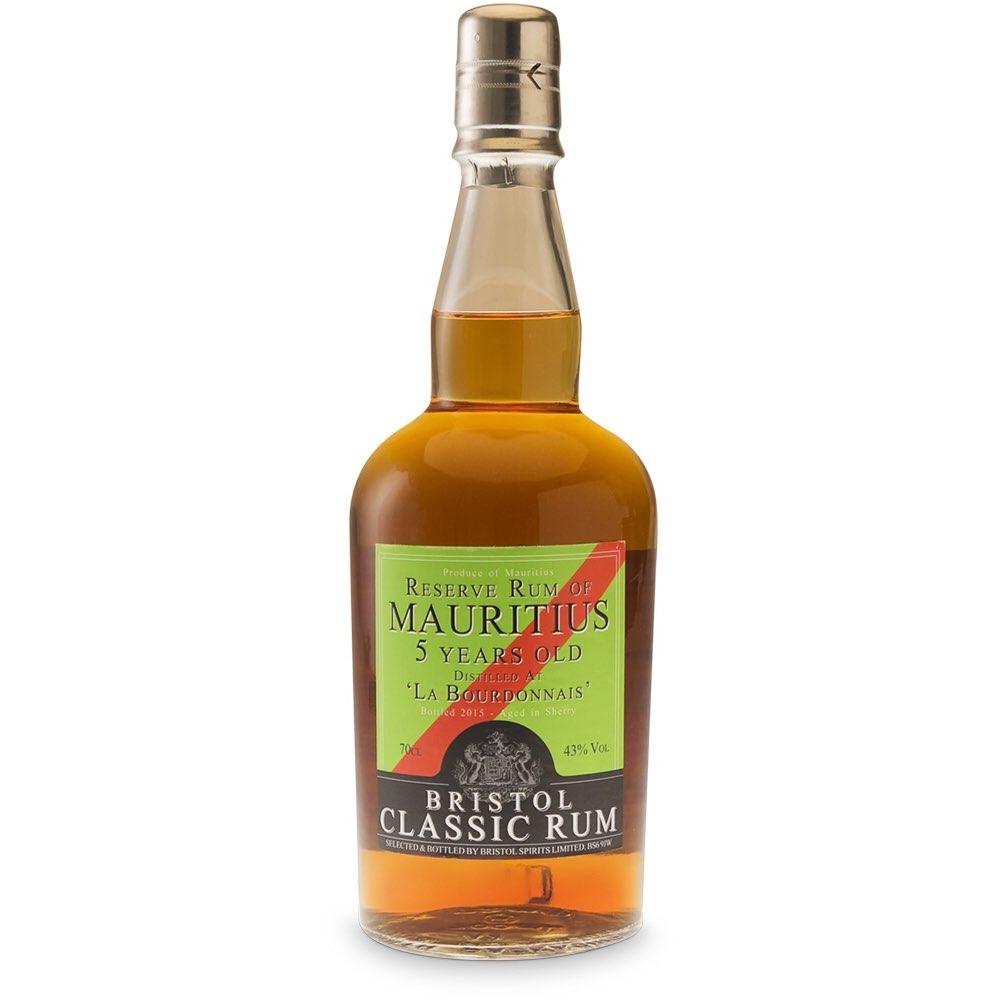 Bottle image of Reserve Rum of Mauritius