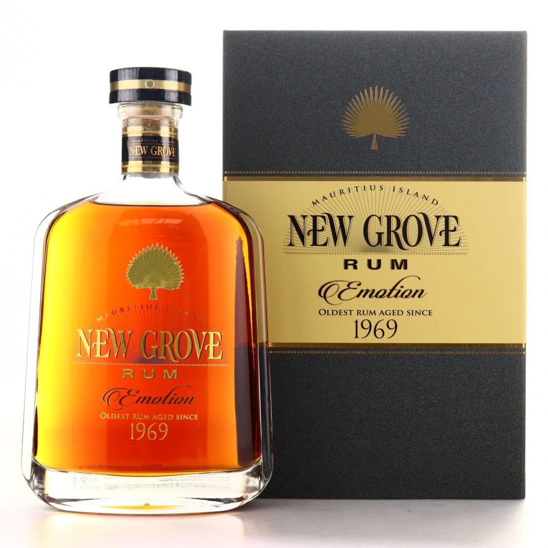 Bottle image of New Grove Emotion