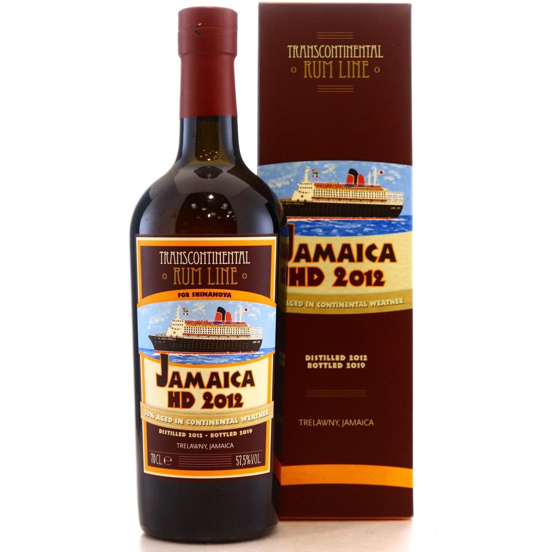 Bottle image of Jamaica HD (Selected by LMDW/Shinanoya)