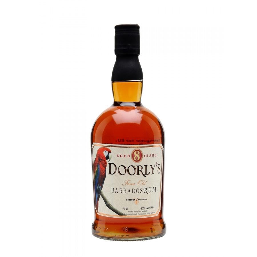 Bottle image of Doorly's 8 Years