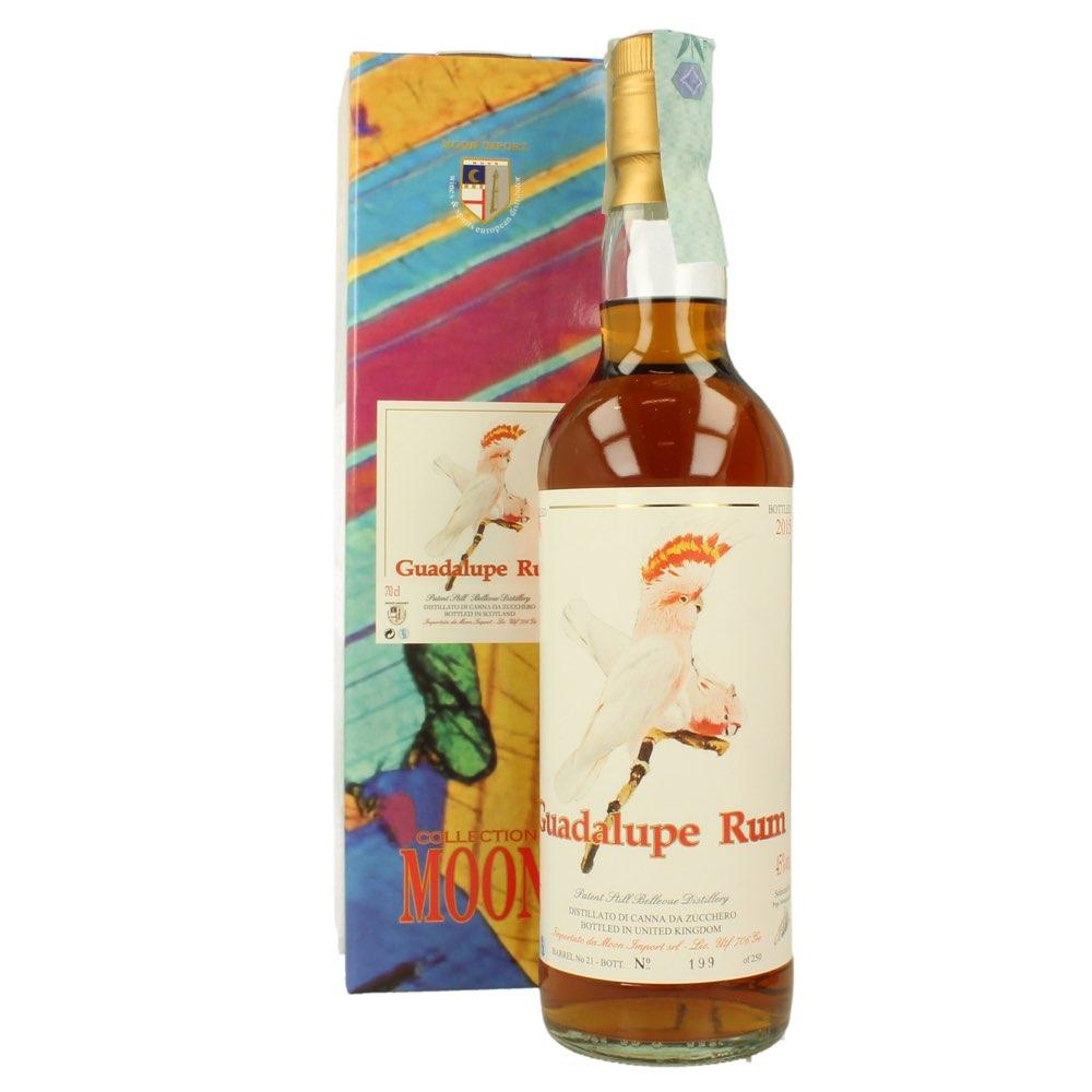 Bottle image of Guadeloupe Rum