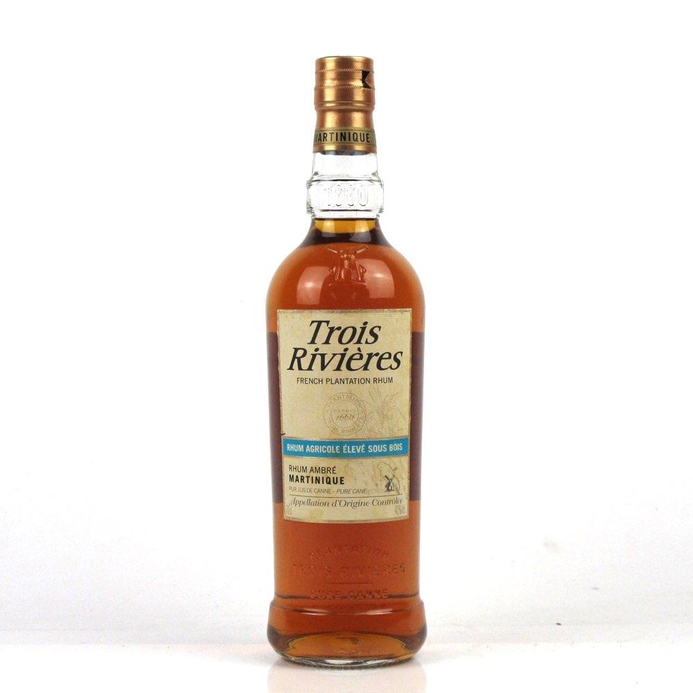 Bottle image of Rhum Ambré Eleve Sous Bois