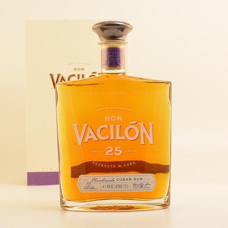 Bottle image of Vacilon Añejo 25 Años