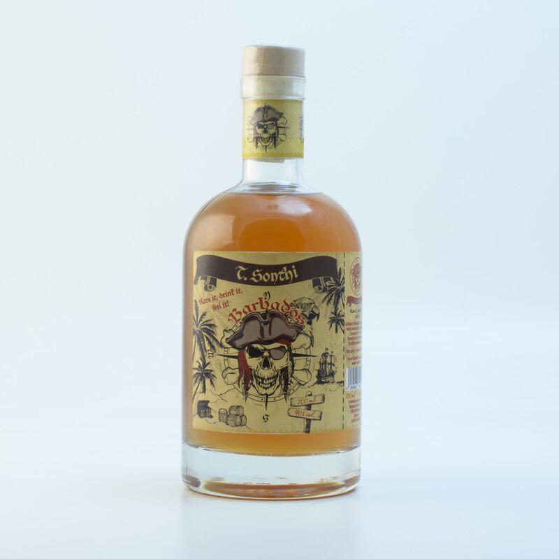 Bottle image of T.Sonthi Barbados