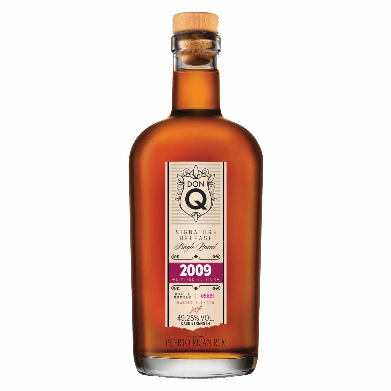 Bottle image of Don Q Single Barrel