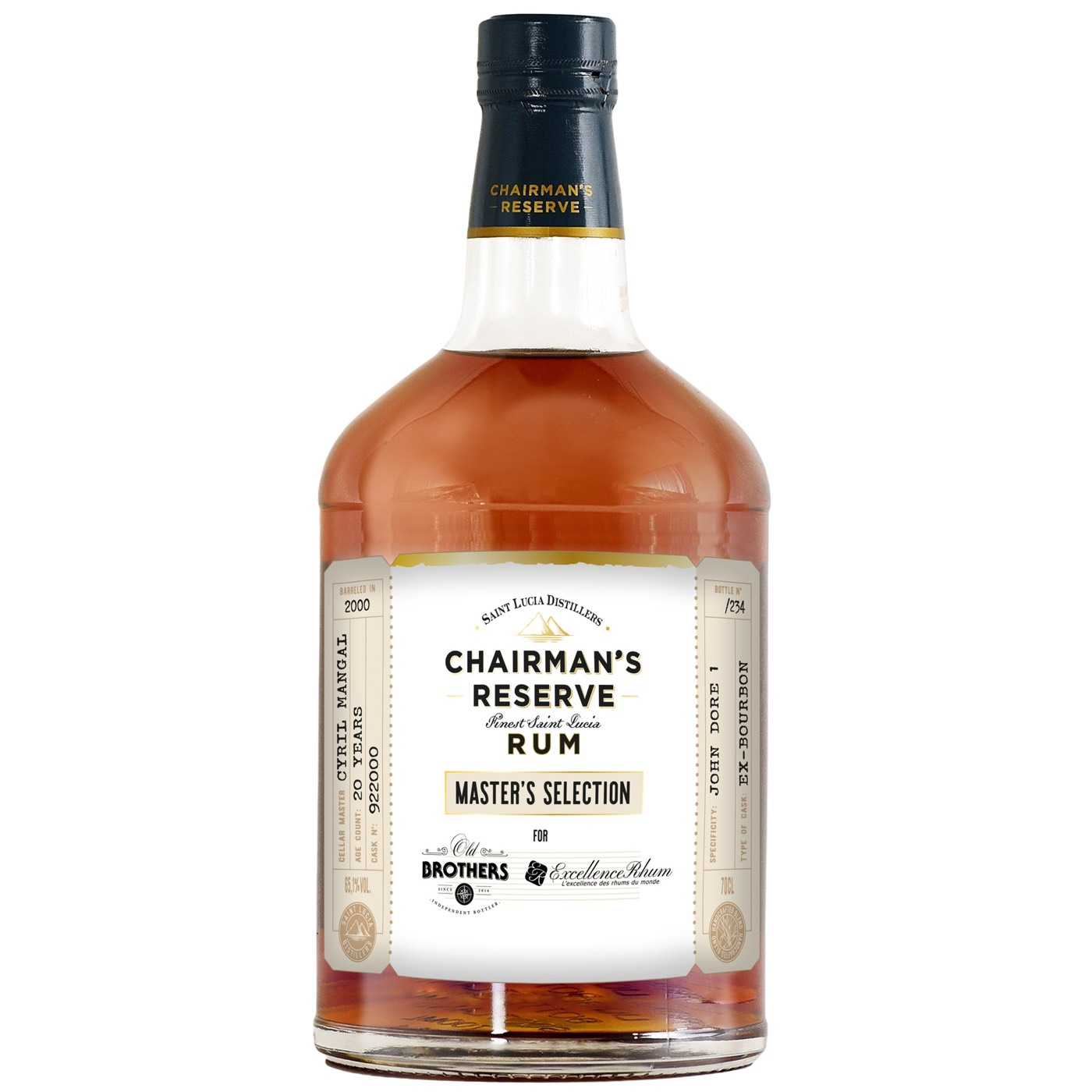 Bottle image of Chairman's Reserve Master's Selection