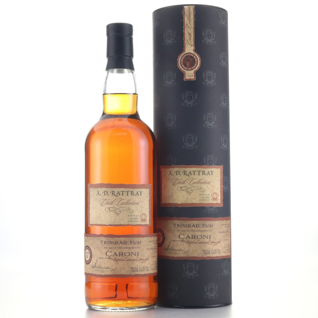 Bottle image of Cask Collection HTR