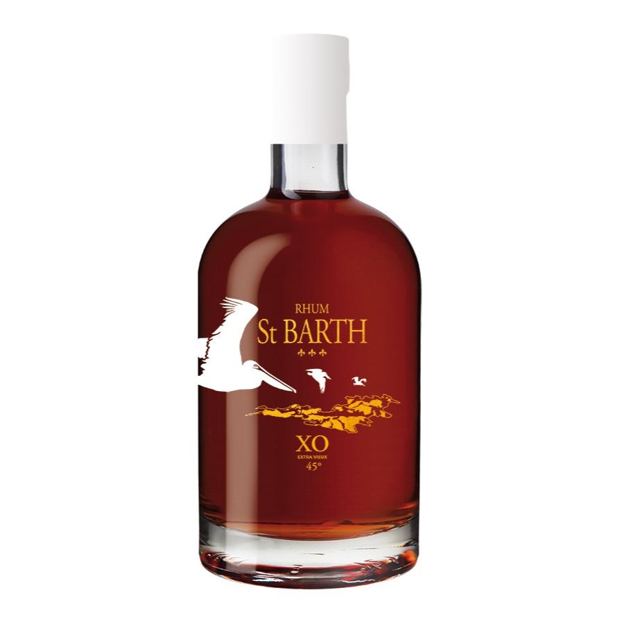 Bottle image of RHUM ISLAND St Barth XO