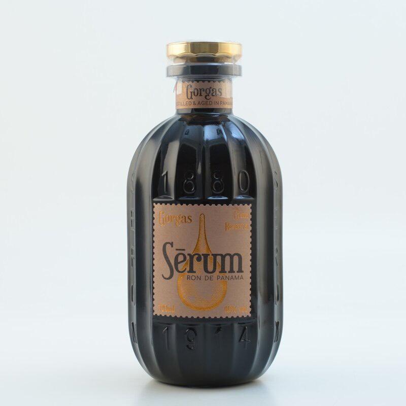 Bottle image of SéRum Gorgas Gran Reserva