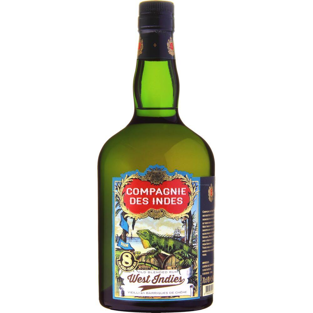 Bottle image of West Indies - Old Blended Rum