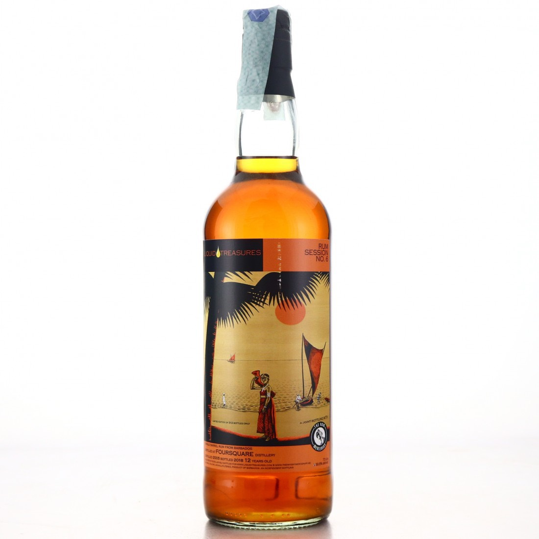 Bottle image of Rum Session No.6