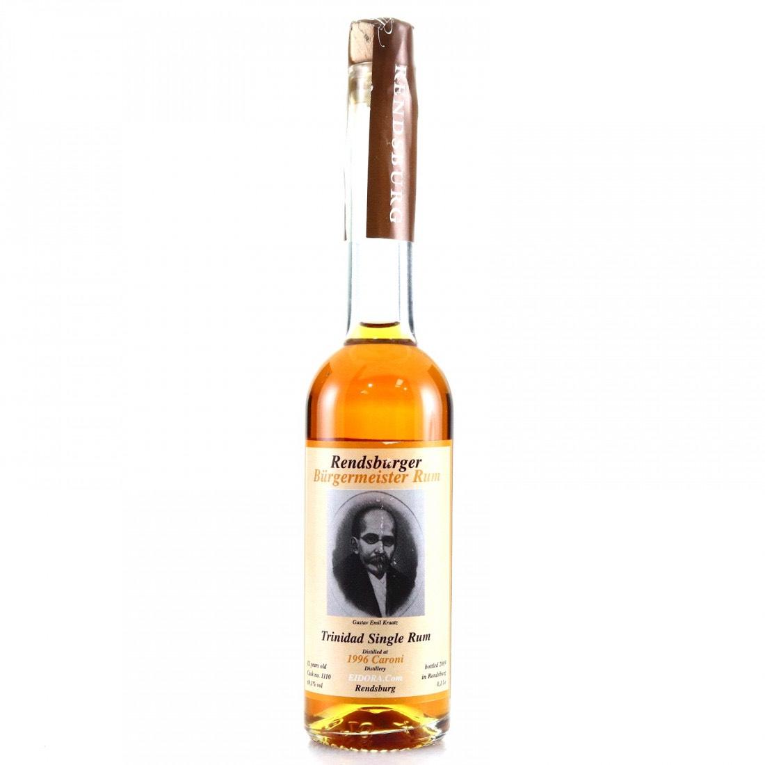 Bottle image of Rendsburger Bürgermeister Rum