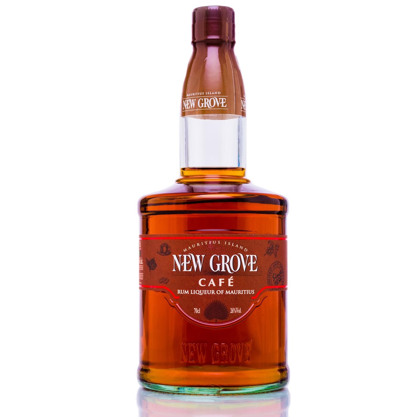 Bottle image of New Grove Café Liqueur