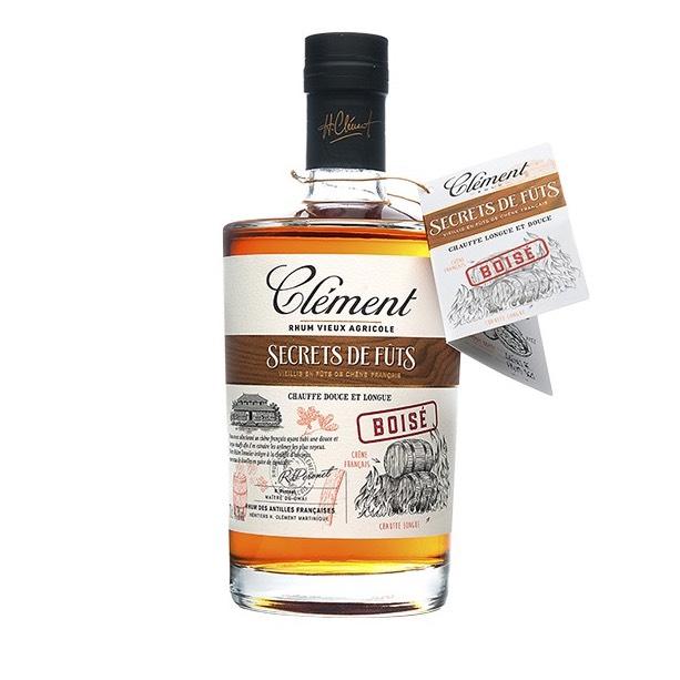 Bottle image of Clément Secrets de fûts - Boisé