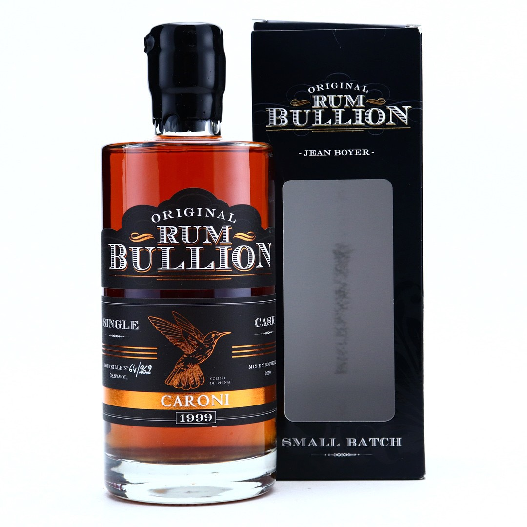 Bottle image of Rum Bullion