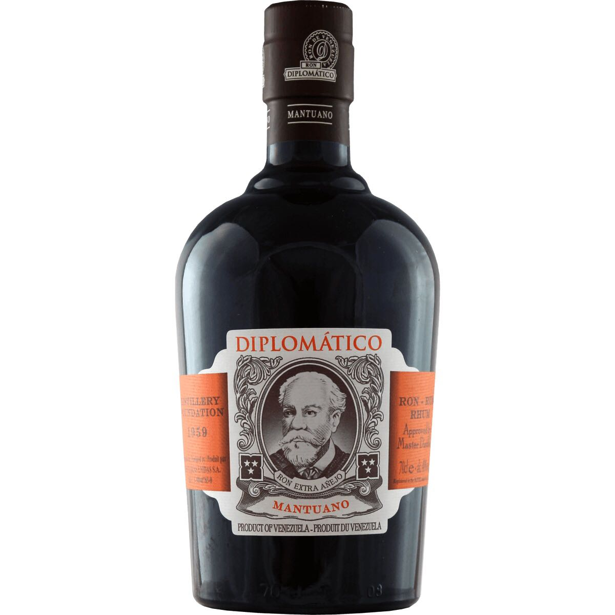 Bottle image of Diplomático / Botucal Mantuano