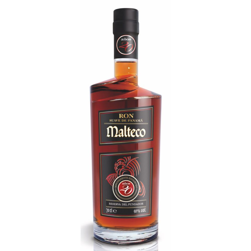 Bottle image of Malteco 20 Years - Reserva Del Fundador