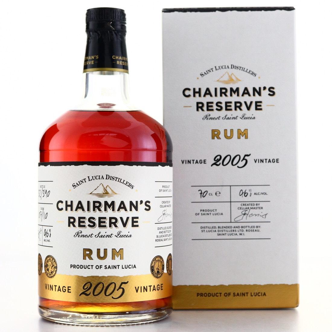 Bottle image of Chairman's Reserve Vintage