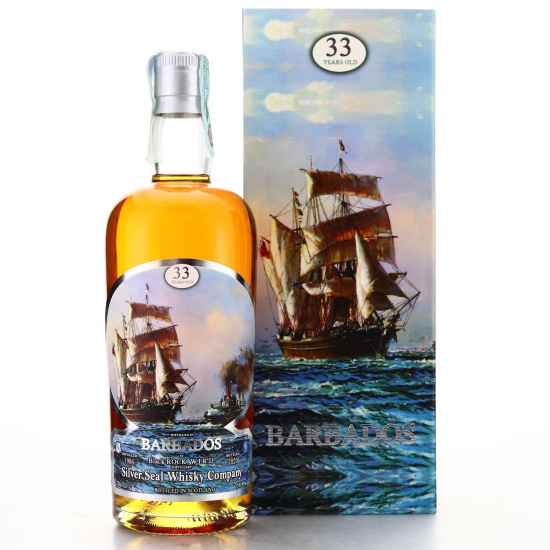Bottle image of Barbados BRS